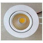 Empotrable led Blanco 7w